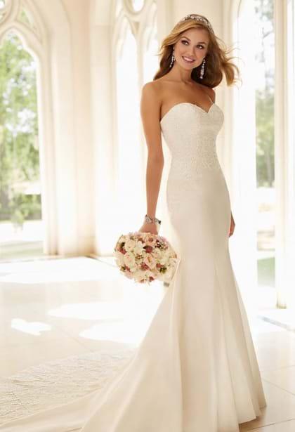 Traumhafte Brautmode aus Braunschweig - Brautkleider - Kollektion 2017