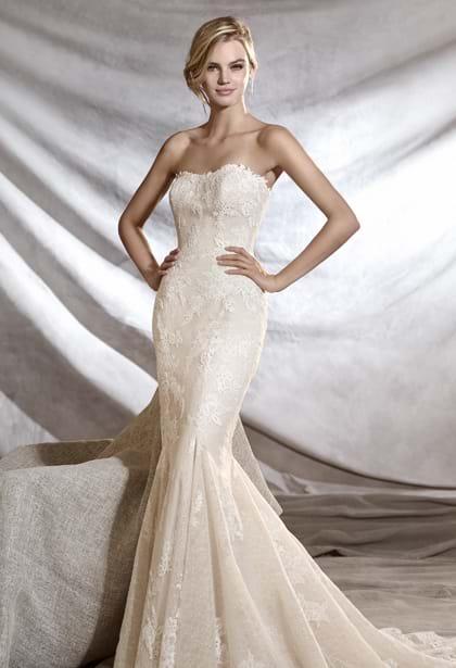 Brautmode, Brautkleider, traumhafte Hochzeitskleider